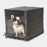 Double Door Cratewear Dog Bedding Set - Plush Style