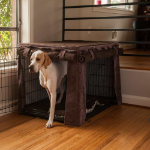 Cabana Dog Crate Cover