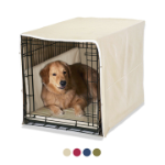 Double Door Crate Cover and Bedding Set - Classic Style