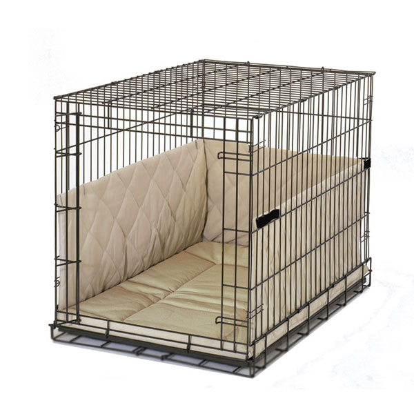 crate bedding set With best bedding for dog kennel