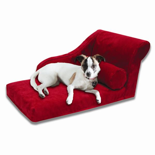Chaise Lounge Pet Bed  sc 1 st  Best Pet Kennels : pet chaise - Sectionals, Sofas & Couches