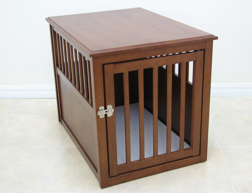 Table Dog Crate Furniture
