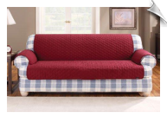 Sofa Couch Cover - Cotton Duck