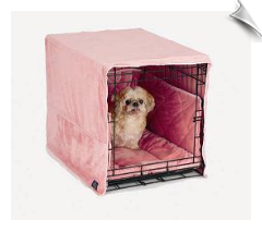Crate Cover and Bedding Set - Plush