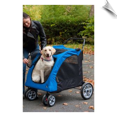 Expedition Pet Stroller - 150 lb. Capacity