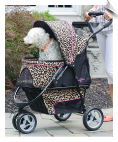 Promenade™ Pet Stroller -Pets up to 50 lbs