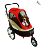 Jogging Pet Stroller - Happy Trailer