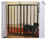 Auto-Lock Pet Gate