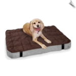 Silver Tails™ Bamboo Charcoal Bed Toppers - Rectangular