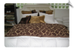 Spa Microfiber Bed Pillow