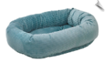 Corduroy Donut Bed