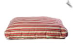"Indoor/Outdoor Striped ""Jamison"" Bed"