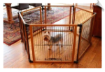 Perfect Fit Pet Gate