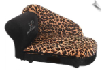 Pet Sofa Bed - Leopard