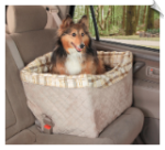 On-Seat Pet Car Seat/Booster Seat - Jumbo Deluxe