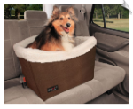 On-Seat Pet Car Seat/Booster Seat - Jumbo Standard