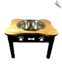 Bowl Feeder Table - Single