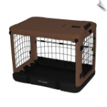 Pet Gear The Other Steel Dog Crate - Chocolate - 27""