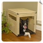 Wicker Pet Residence - Natural Color