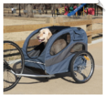 Track'r HoundAbout Pet Bicycle Trailer-Large