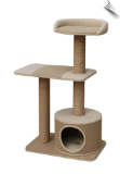 Cat Perch & Condo - 3 Levels
